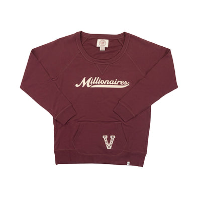 Vancouver Canucks 47' Millionaires Game Day Crewneck