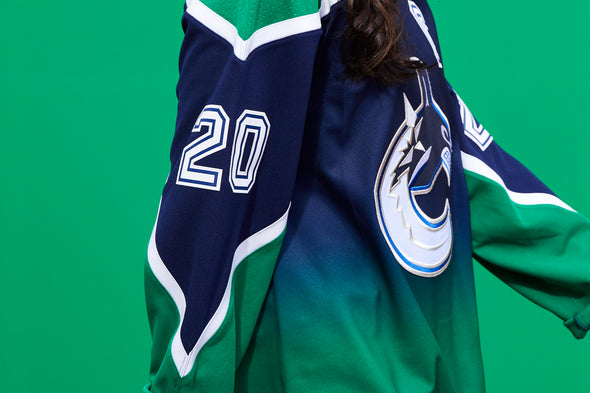 Vancouver Canucks Adidas Pro Retro Reverse Jersey (Pre-Order)