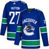 Vancouver Canucks Name & Number Adidas Home Jersey - Vanbase