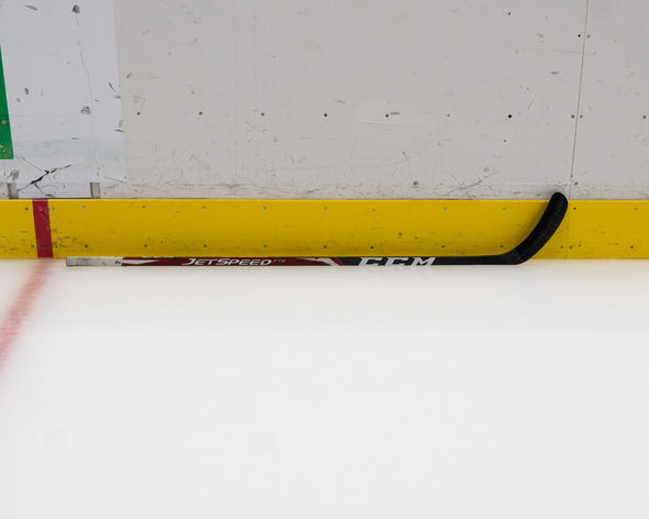 Boeser Used CCM FT2 Team Issued Stick