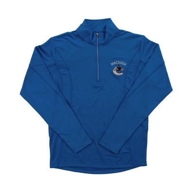 Vancouver Canucks Men's Caltech 1/4 Zip