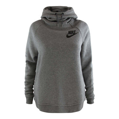 Vancouver Canucks Women's Nike Street Wear Rally Hoody - Vanbase