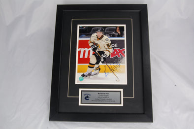 Bo Horvat Signed London Knights - Vanbase