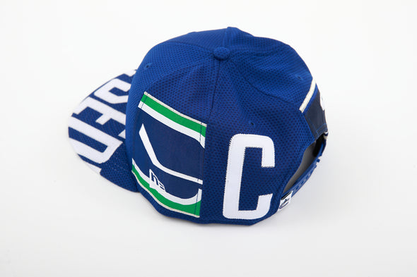 Henrik Sedin New Era 950 Replica Jersey Hat