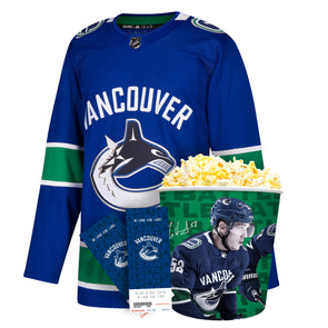 Vancouver Canucks Blank Jersey Ultimate Fan Pack - Vanbase