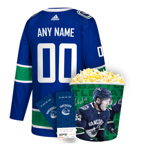 Vancouver Canucks Name & Number Ultimate Fan Pack - Vanbase