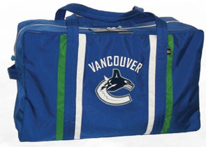 Canucks Pro Player Deluxe Hockey Bag