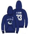 Henrik Sedin New Era Name & Number Hoodie