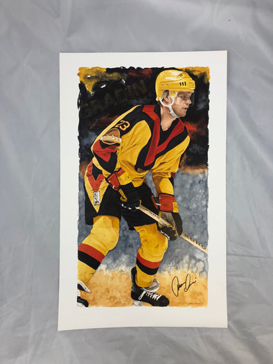 Glen Green Signed Lithograph- Thomas Gradin - Vanbase