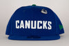 Vancouver Canucks New Era Pinned 950 Orca Snapback