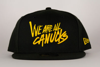 Vancouver Canucks New Era We Are All Canucks 950 Snapback