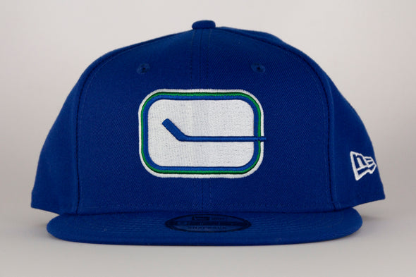 Vancouver Canucks New Era 950 Stick Snapback