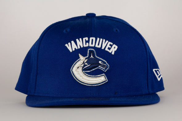 Vancouver Canucks New Era Orca Fitted Hat