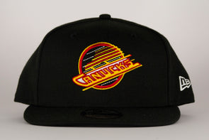 Vancouver Canucks New Era Skate 950 Snapback