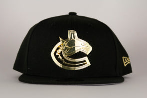 Vancouver Canucks New Era Metal Frame Orca 950 Snapback