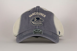 Vancouver Canucks '47 Brand Caprock Closer Orca Hat