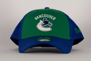 Vancouver Canucks New Era F Glove 940 Orca Adjustable