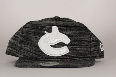 Vancouver Canucks New Era Orca Team Snapback