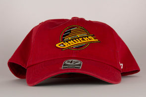 Vancouver Canucks '47 Brand Skate Franchise Hat