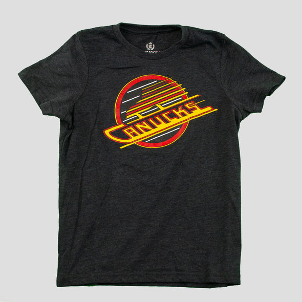 Canucks Youth Campus Crew Skate Dunk T-Shirt