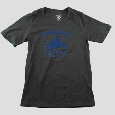 Canucks Youth Crisp Orca T-Shirt