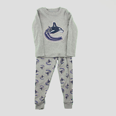 Canucks Kids Orca Sleep Set
