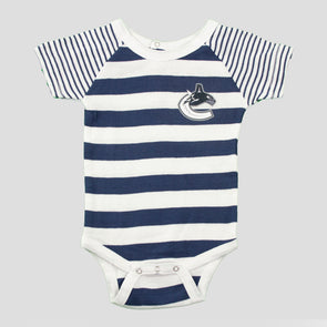 Canucks Infant Blazer Onesie (Blue)