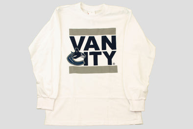 Canucks Vancity Orca Long Sleeve Crew