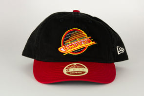 Canucks New Era Heritage Series 950 Skate Snapback