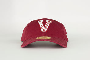 Canucks New Era Rugged 920 Millionaires Adjustable Hat