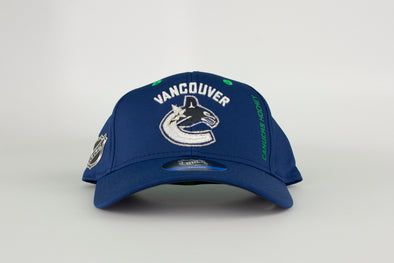 Canucks Youth Speedflexer Rink Hat