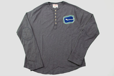 Vancouver Canucks Red Jacket Primo Stick Long Sleeve