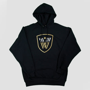 Vancouver Warriors Primary Logo Hoodie (Black)