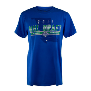 NHL Draft Vancouver 2019 Province T-Shirt