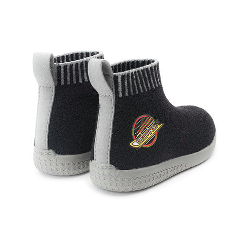 Vancouver Canucks Minimoc Skate Bootie (Junior)