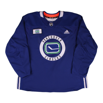 Vancouver Canucks Practice Jersey (4 Pack Assorted)