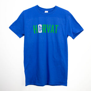Bo Horvat Captain T-Shirt (Blue)