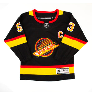 Vancouver Canucks B. Horvat Child Skate Jersey
