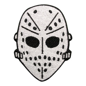 Goalie Mask Patch