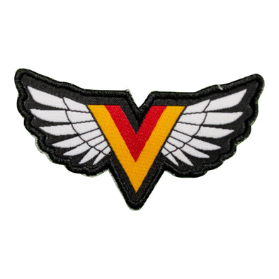 Winged Flying V Patch