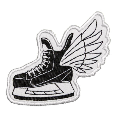 Winged Skates Patch