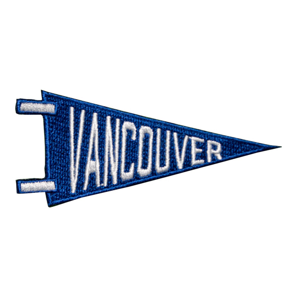 Vancouver Banner Patch