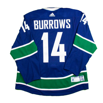 Quinn Hughes Ring of Honour Warm Up Jersey