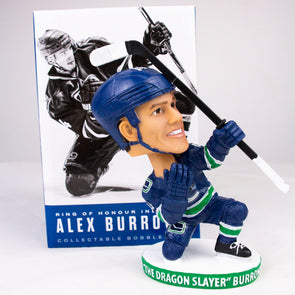 "Alex Burrows ""Slay the Dragon"" Bobble Head"