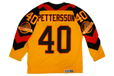 Vancouver Canucks Pettersson Flying V Jersey