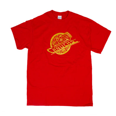 Vancouver Canucks Lunar New Year T-Shirt 2020