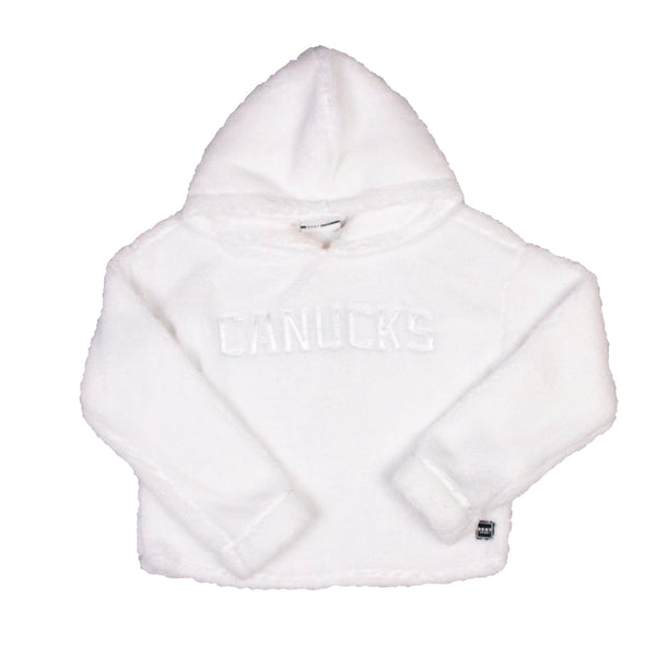 Vancouver Canucks Ladies DKNY Cozy Hood