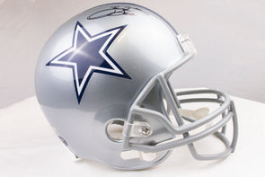 Emmitt Smith Signed Cowboys Helmet