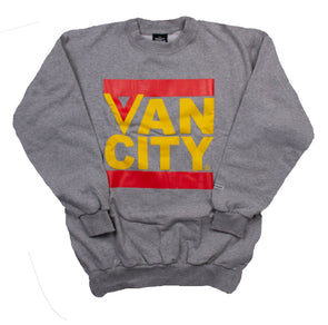 Vancity Original Flying V Crew Neck