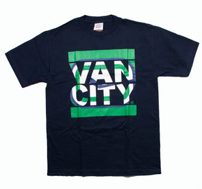 Vancity Original Stick in Rink T-Shirt